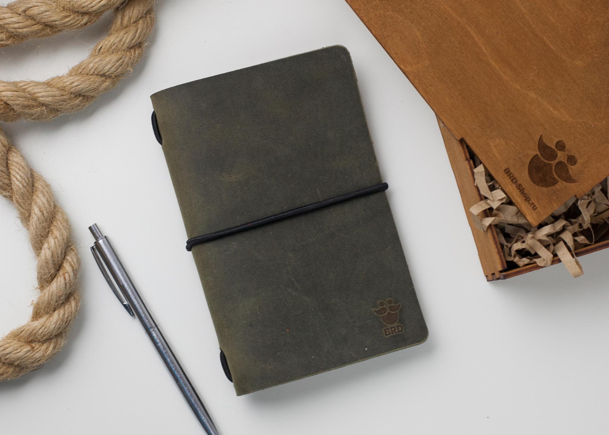 Записная книжка ручной работы