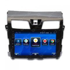 Автомагнитола для Nissan Teana (L33) 14+ IQ NAVI T54-2103CFHD с Carplay и DSP