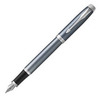 Перьевая ручка Parker IM Core F321 Light Blue Grey CT перо F (1931648) перьевая ручка cross townsend quartz blue перо f 18k 696 1fd