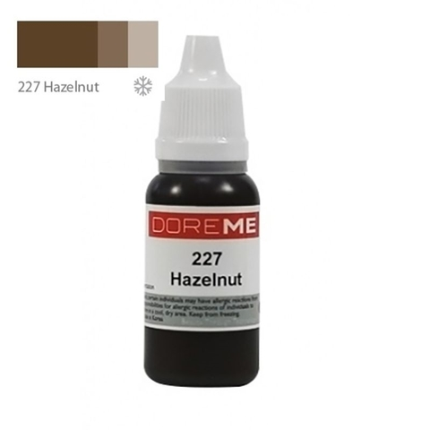 Пигменты #227 Hazelnut DOREME 15ml