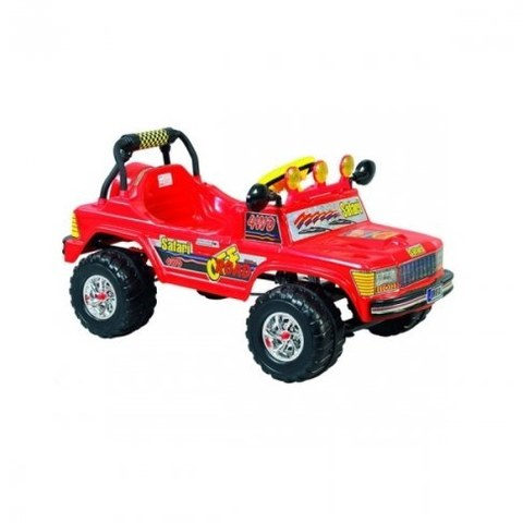 Педальная машина Pilsan Сафари 07301