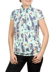 A100-12 блузка женская, цветная