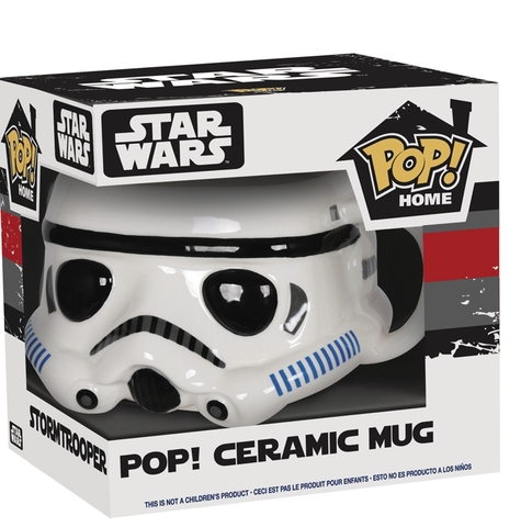 Кружка Funko POP! Home: Star Wars: Stormtrooper Mug 6988