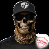 Бандана-труба SA Forest Camo Skull