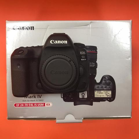 Canon EOS 5D IV Body Комиссия