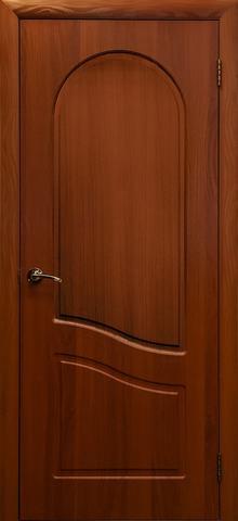 Дверь Дубрава Сибирь Анастасия, цвет итальянский орех, глухая