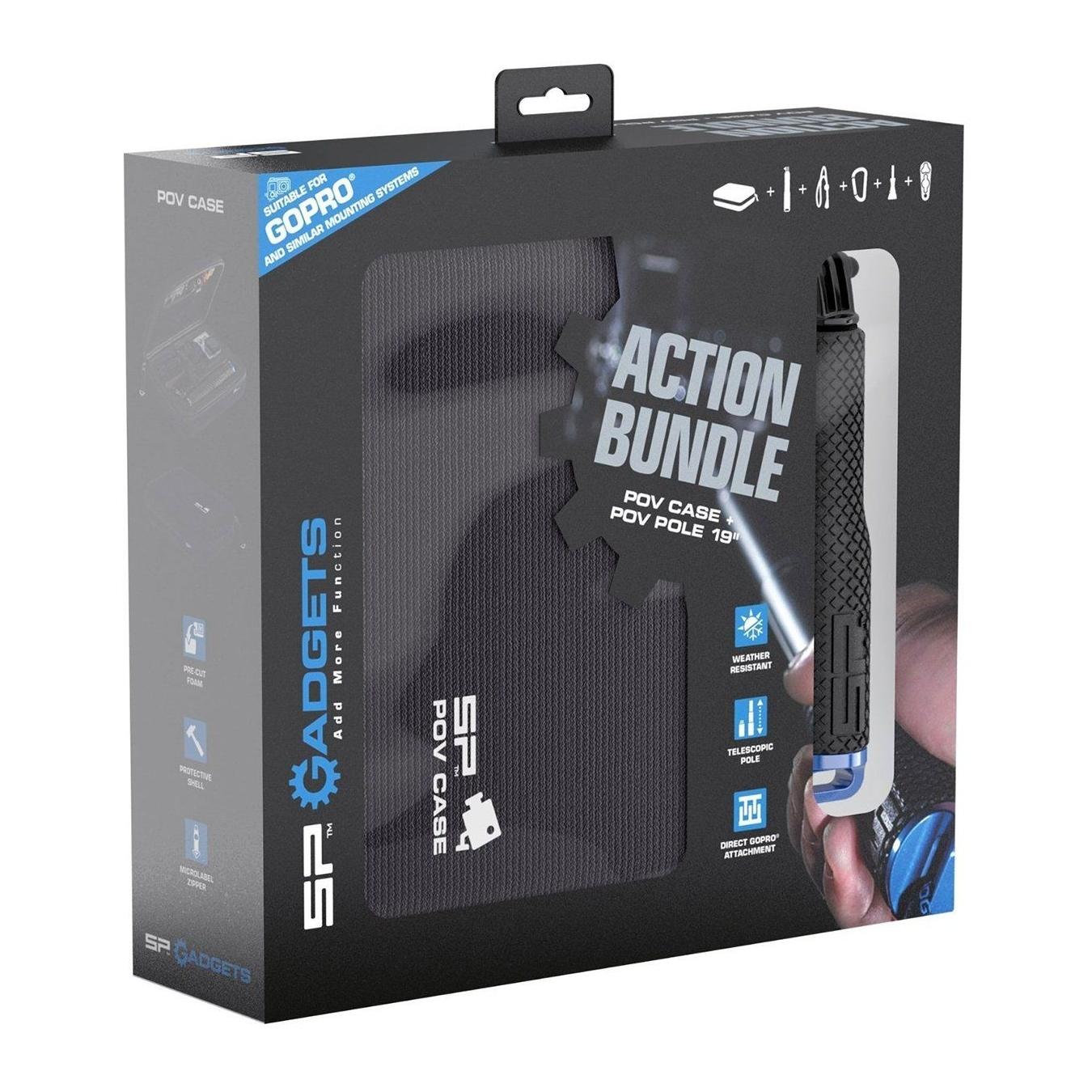 Набор SP Action Bundle (кейс + монопод)