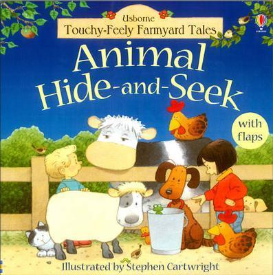 Kitab Poppy and Sam's Animal Hide and Seek   Stephen Cartwright