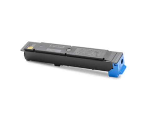Совместимый тонер-картридж TK-5215C голубой для KYOCERA TASKalfa 406ci Cyan, 15000 стр.