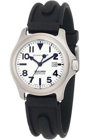 Купить Спортивные часы Momentum Atlas Ti (каучук, сапфир) по доступной цене