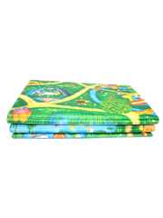 Складной детский коврик Дороги 4165