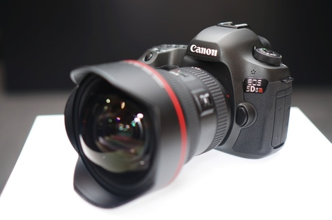 Canon EOS 5DSR  kit 50mm