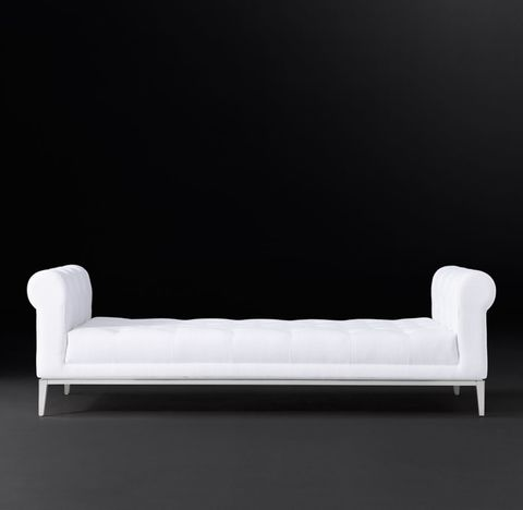 Italia Chesterfield Bench