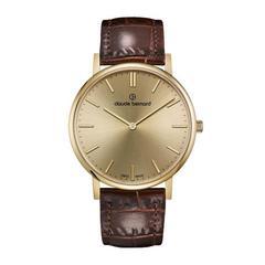 Мужские швейцарские часы Claude Bernard 20219 37J DI