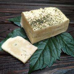 Сыр Халлуми из козьего и коровьего молока для жарки, кг