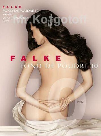 Колготки Falke Fond de Poudre 10