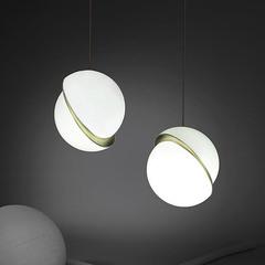 Crescent Light Pendant By Lee Broom