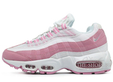 Кроссовки Женские Nike Air Max 95 Pink White Lines