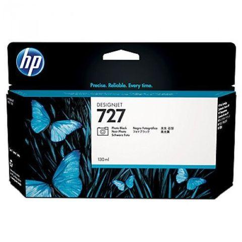 Картридж HP B3P23A №727 с фото черными чернилами для HP DesignJet T920/T1500, 130 мл
