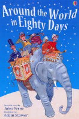 Kitab Around the World in 80 Days | Jane M. Bingham ,Jules Verne