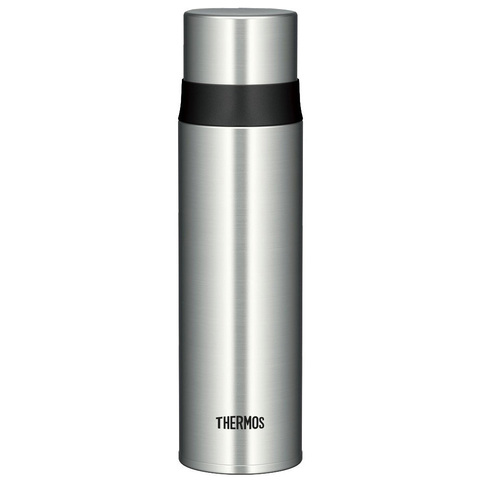 Термокружка Thermos FFM-500-SBK (0,5 литра) суперлегкая, серебристая