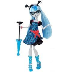 Mattel Monster High Кукла Гулия Йелпс из коллекции «Монстрические мутации» (CBP36)
