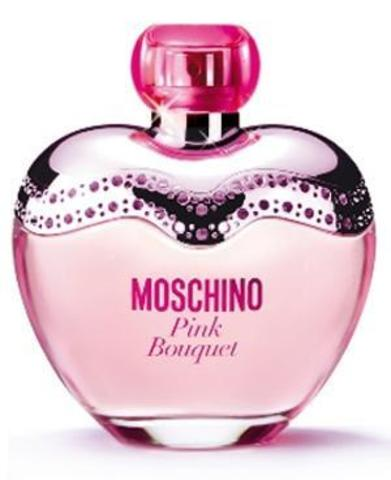Moschino Pink Bouquet Миниатюра