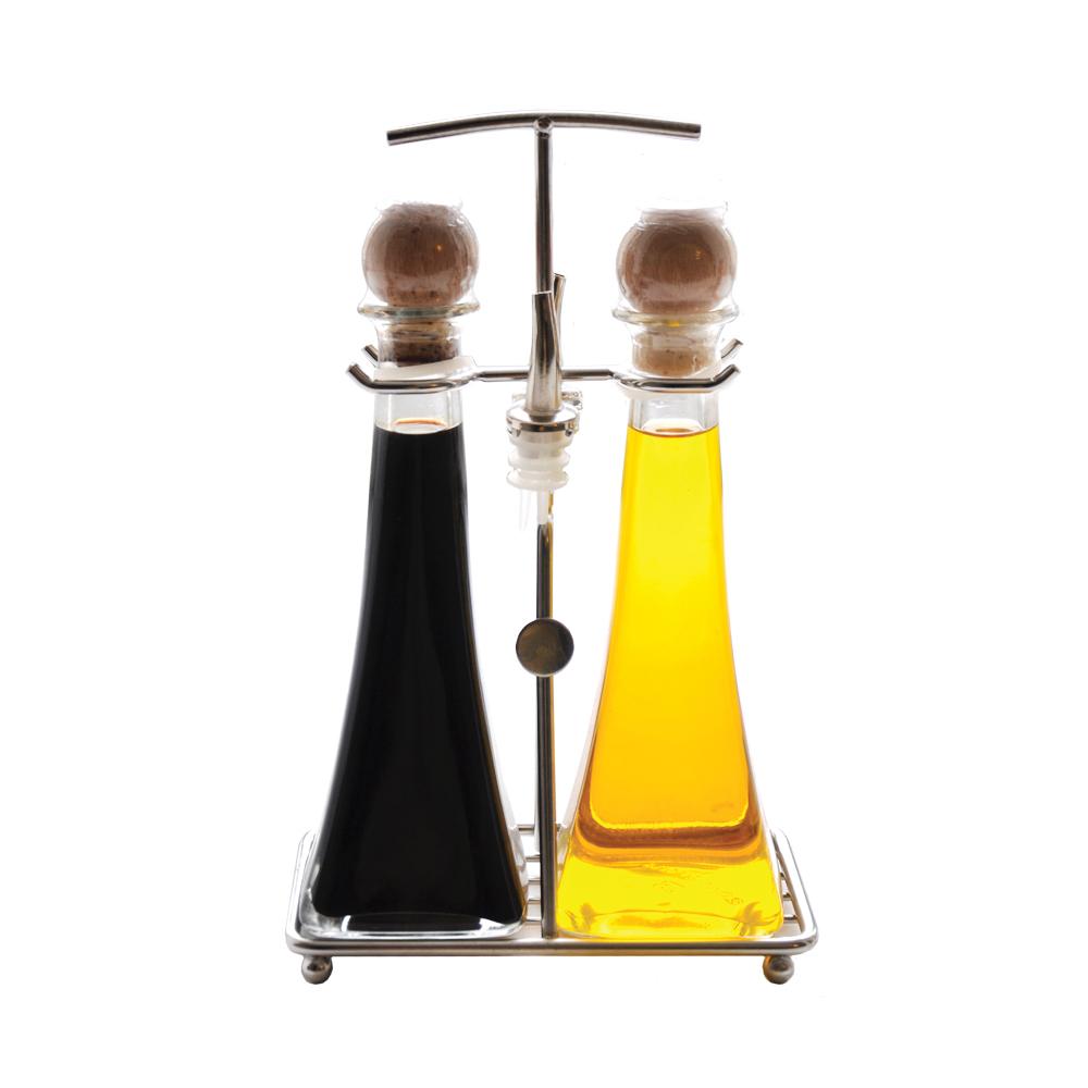 Набор Casa Rinaldi Итальянский дуэт (масло оливковое Extra Virgin, уксус бальзамический) 400мл