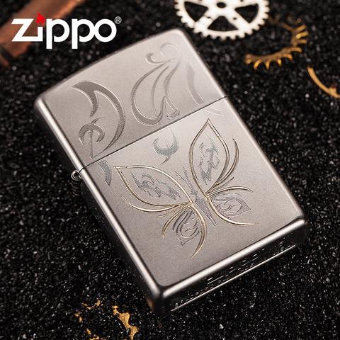 ZIPPO 24339 Golden Butterfly