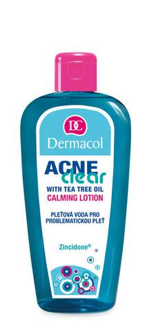 Dermacol ACNECLEAR Успокаивающий лосьон для проблемной кожи