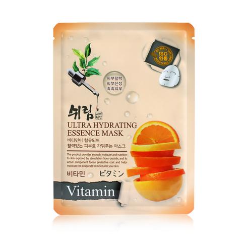 FoodaHolic Shelim Увлажняющая тканевая маска с витаминами 25мл