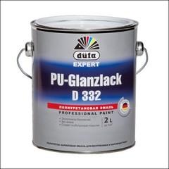 Эмаль полиуретановая Dufa PU GLOSSY D332 (Белый)