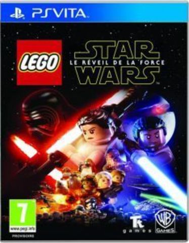 PS Vita LEGO Star Wars: The Force Awakens (английская версия)