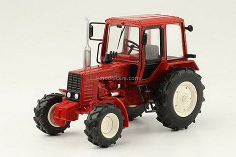 Tractor MTZ-102 1:43 Hachette #103
