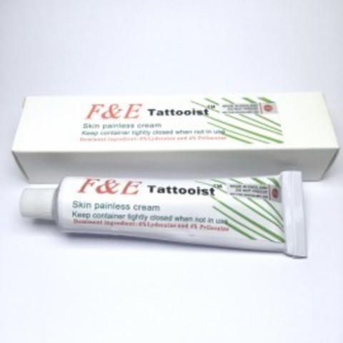Tattooist 30 мл (металлическая туба)