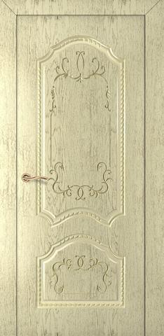 Дверь Румакс Премиум ДГ, цвет слоновая кость , глухая