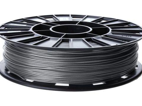 Пластик PLA REC 1.75 мм 750 г., серебристый