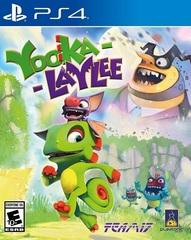 Sony PS4 Yooka-Laylee (русская версия)