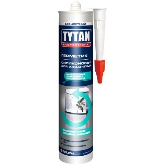 Герметик для аквариумов силиконовый Tytan Professional / Титан Профессионал