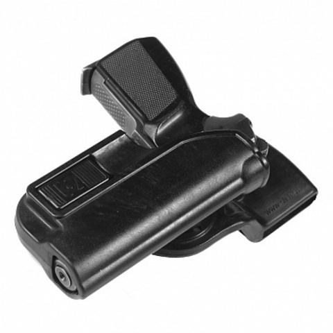 Кобура пластиковая для пистолета ПММ с выносным креплением Стич Профи