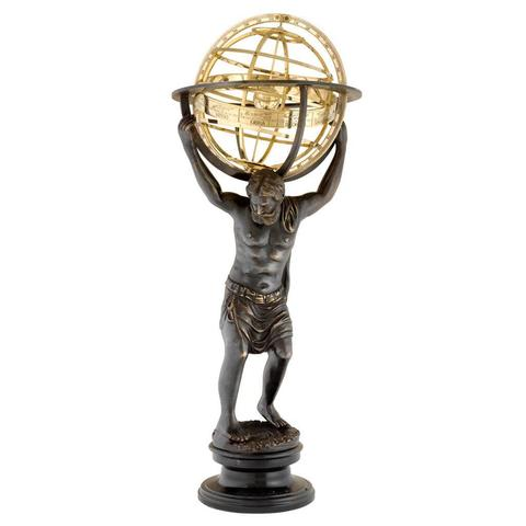 Eichholtz Atlas with Globe статуэтка 108617