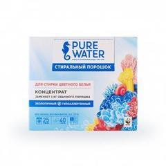 Стиральный порошок для цветного белья, 800гр, ТМ Pure Water
