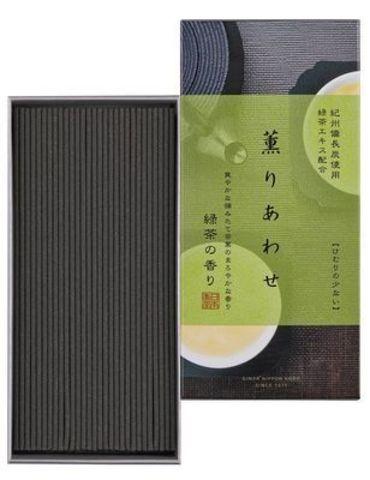 Японские благовония Kaori Awase Green Tea