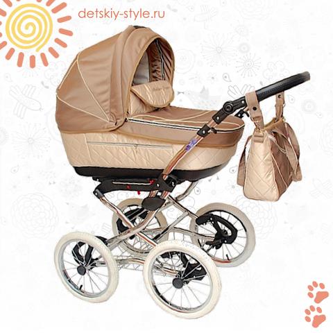 """Коляска Stroller B&E """"Maxima Elegance"""" 2в1"""