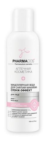 Мицеллярная ВОДА для снятия макияжа Спонж-эффект для лица | Белорусская косметика для ног «Витекс» интернет магазин «BelarusTorg»