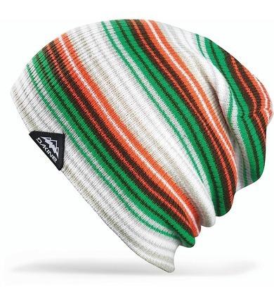 Длинные шапки Шапка-бини вязаная Dakine Wesley Orange 71.jpg
