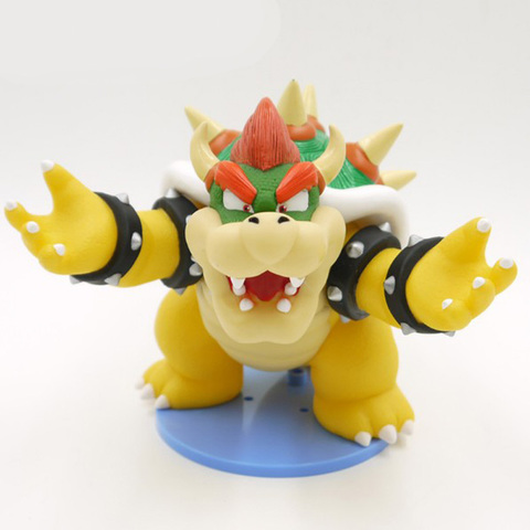 Супер Марио фигурка Король Купа