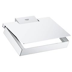 Держатель туалетной бумаги Grohe Selection Cube 40781000 фото