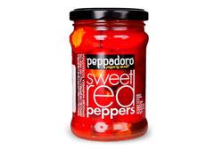 Перец красный фаршированный сыром Peppadoro, 250г