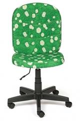 """Кресло Степ (STEP) — принт """"Ромашки на зеленом"""""""
